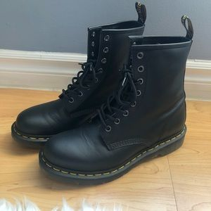 Dr. Martens 1460 Leather Combat Boot